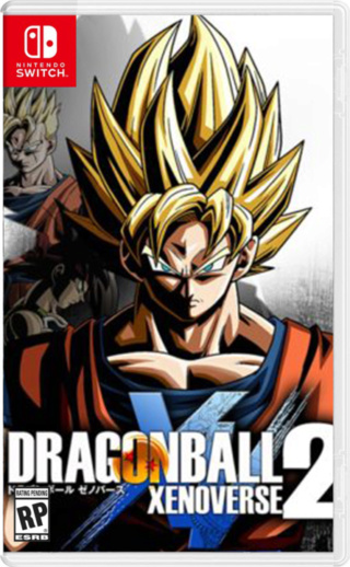 dragon - Dragon Ball Xenoverse 2 + DCL  [MEGA][NSP] Dragon13