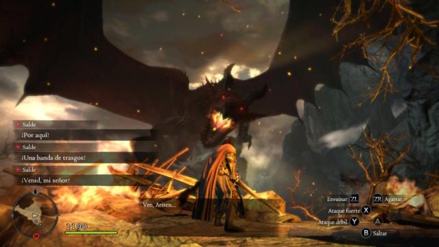 dragon - Dragon's Dogma: Dark Arisen [nsp][MEGA] Dragon16