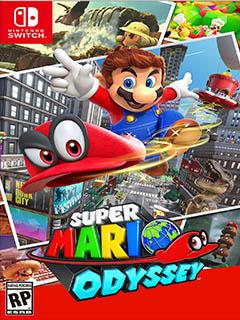 Super Mario Odyssey [NSP][GDrive] F10