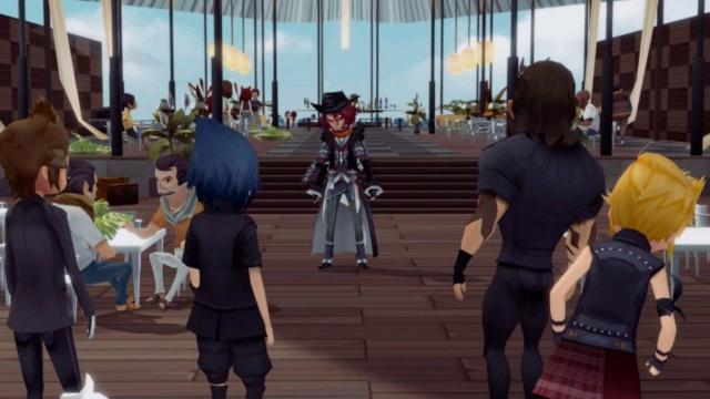 Final Fantasy XV Pocket Edition HD [NSP XCI][MEGA] Final-10