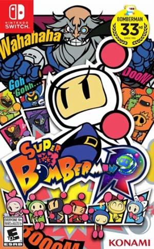 Super Bomberman R[NSP][Mega] H10