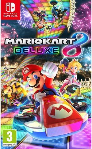 Mario Kart 8 Deluxe [NSP][MEGA] H13