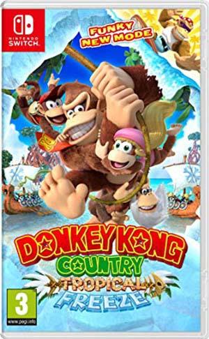 Donkey Kong Country: Tropical Freeze [Mega][NSP] H16