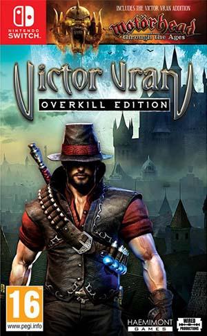 Victor Vran Overkill Edition + update [NSP][MEGA] H17