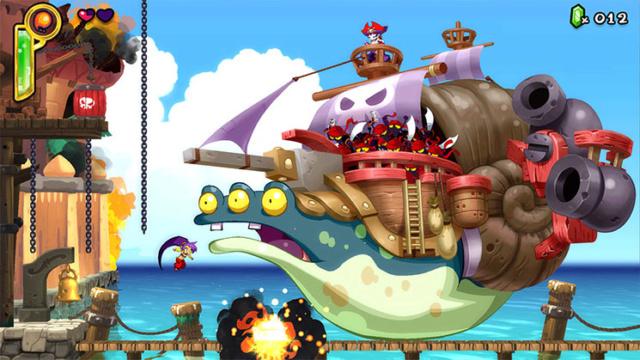 Shantae: Half-Genie Hero Jhrd0b11
