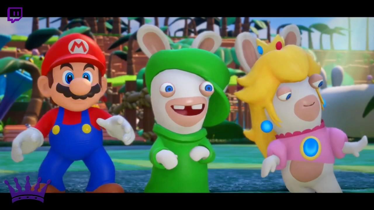 mario - Mario + Rabbids® Kingdom Battle [XCI][MEGA] Maxres10