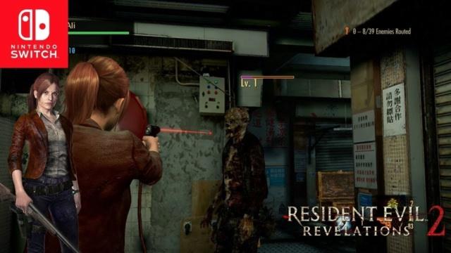 Resident Evil Revelations 2 [MEGA][NSP] Maxres11
