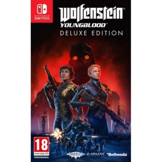 Deluxe -  Wolfenstein: Youngblood Deluxe Edition [Nsp] Pc-and10