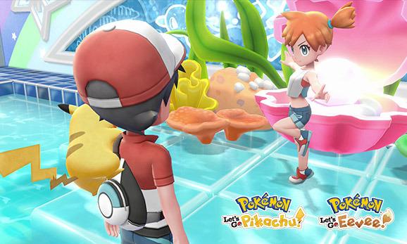 Pokémon Let's Go Eevee! Pokemo10
