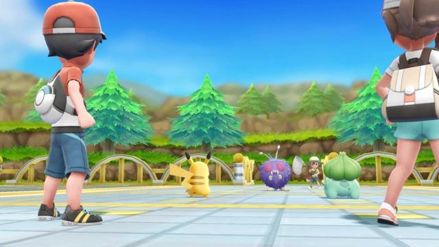 Pokémon Let's Go Pikachu[MEGA][NSP] Pokemo11