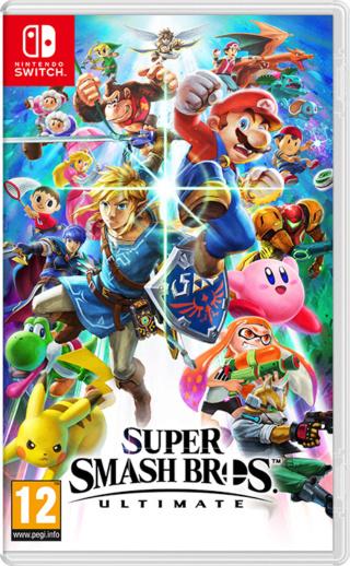 super - Super Smash Bros. Ultimate [XCI][MEGA] Ps_nsw11