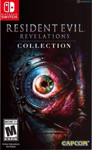 Evil - Resident Evil Revelations 2 [MEGA][NSP] Reside11