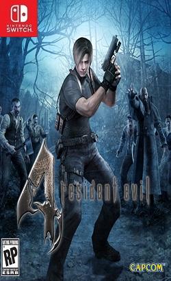 Resident Evil 4 [NSP][MEGA] Reside14
