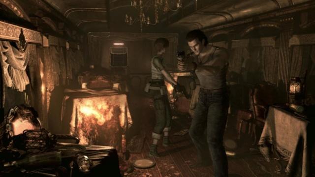 Resident - Resident Evil 0 remastered [XCI][MEGA] Reside16