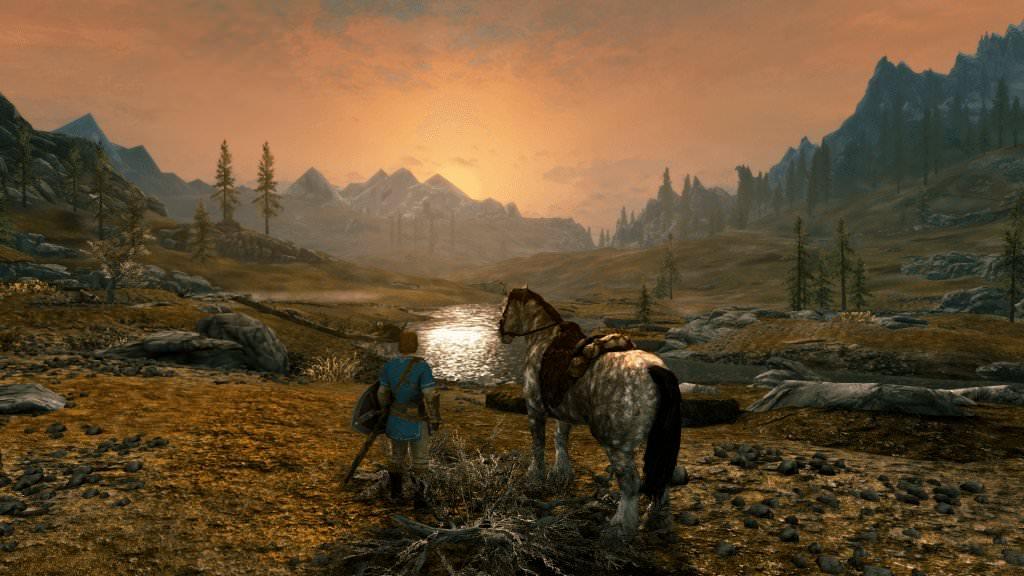 The Elder Scrolls V: Skyrim[NSP][MEGA] Skyrim10