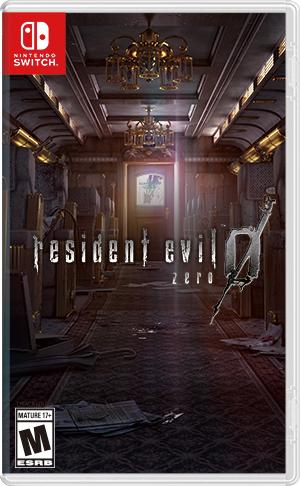 Resident Evil 0 remastered [XCI][MEGA] Switch10