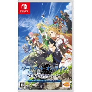 SWORD ART ONLINE: Hollow Realization Deluxe Edition [nsp][mega] Sword-10