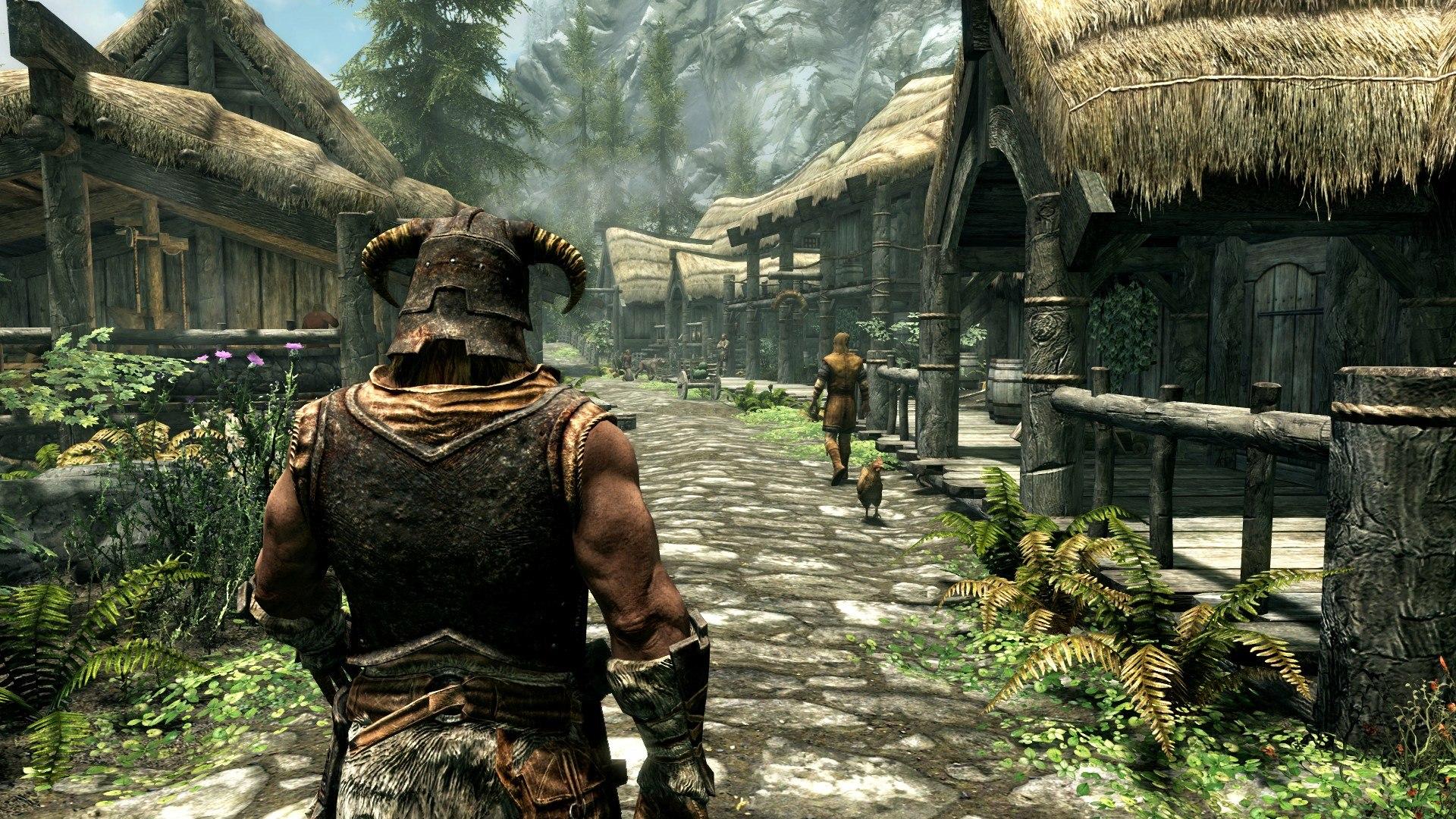 The Elder Scrolls V: Skyrim[NSP][MEGA] The-el10
