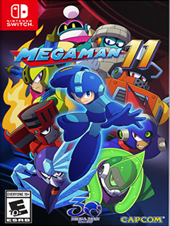 Mega Man 11 [XCI][switch]
