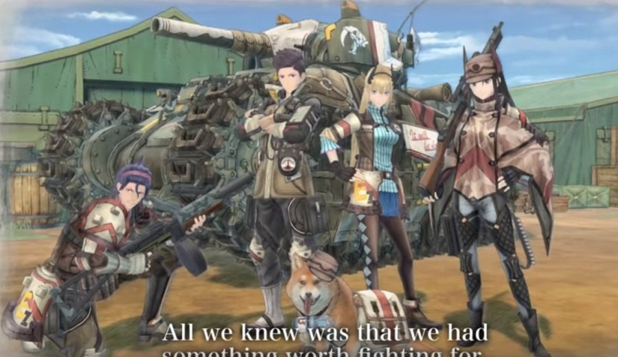 Valkyria Chronicles 4  [xci][switch] Valk-910