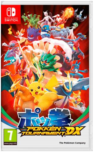 update - Pokkén Tournament XD + DLC update[NSP][MEGa] W10