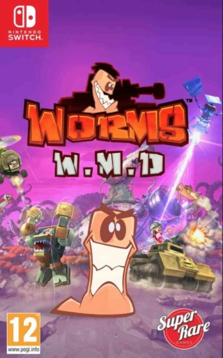 Worms W.M.D [NSP][MEGA] Worms-10