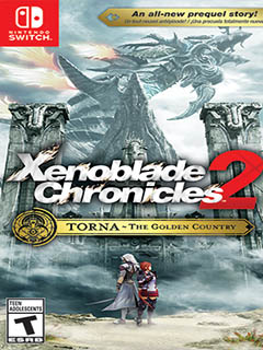 Xenoblade Chronicles 2 Torna - The Golden Country [XCI - NSP] X10