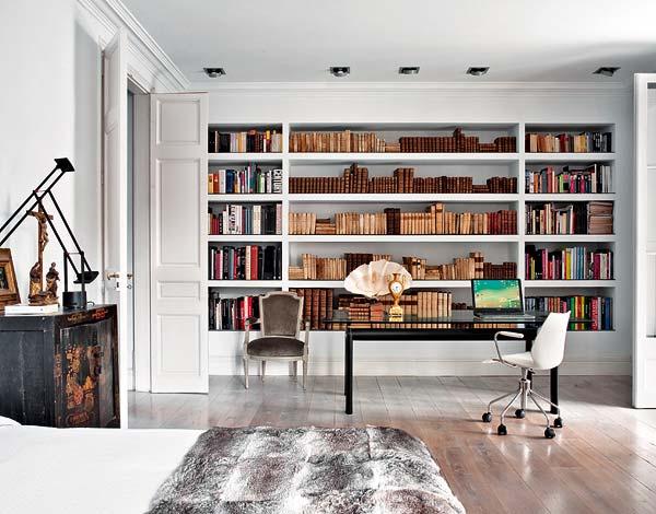 bureaux - bibliothèques & coins lecture Biblio12