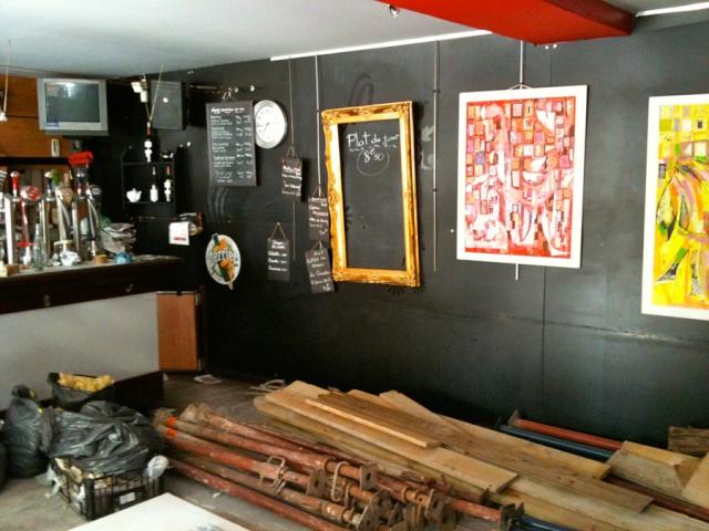 [camille] chambre espagnole =emplacement peinture chambre C11