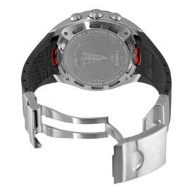 Boucle déployante sur bracelet plastique T0564210