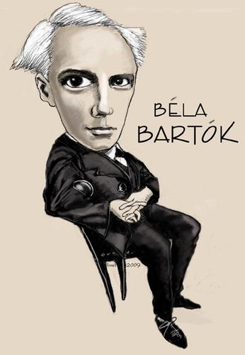 متتابعة راقصة رومانية للاوركسترا Romanian Dance Suite من اعمال بيلا بارتوك Bela_b10
