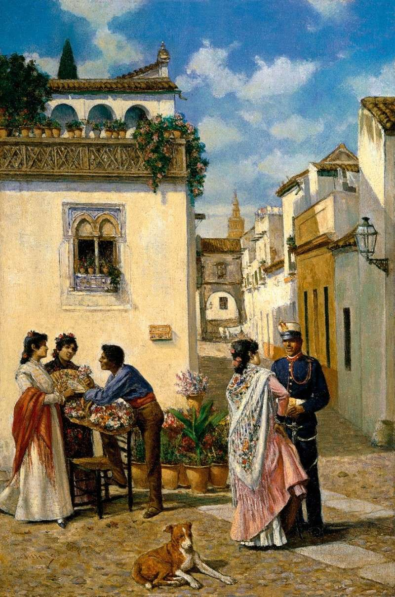 عمل رائع للاوركسترا رائع بعنوان(صلاة مصارع الثيران)  La Oración del torero مصنف رقم 34 من اعمال تورينا Joaqun10
