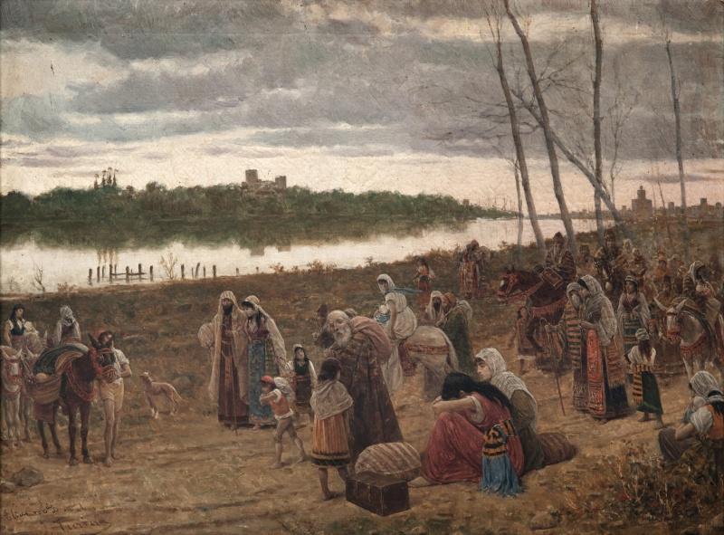 عمل شهير للاوركسترا بعنوان موكب عذراء الندى La procesión del Rocio من مؤلفات تورينا مصنف رقم 9  Joaqun11