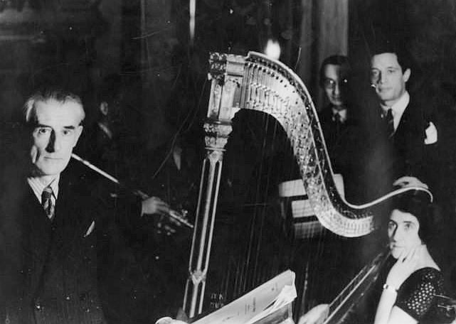 اشهر اعمال رافيل الرباعية الوترية String Quartet in F  Mauric12