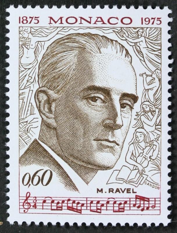 عمل اوركسترالى بعنوان Menuet antique من اعمال موريس رافيل Ravel-10