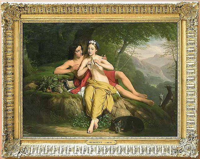 حصريا على اساطين النغم موسيقى باليه دافنى وكلوييه كاملة Daphnis et Chloe اشهر اعمال موريس رافيل Screen17