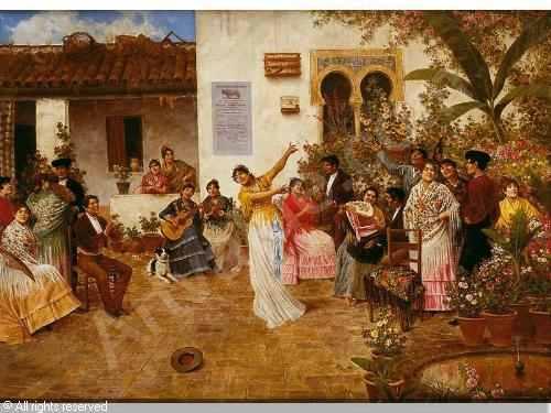 الرابسودى الاسبانية للاوركسترا Rhapsodie Espagnol اشهر اعمال موريس رافيل  Turina13