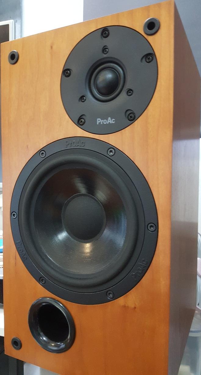 ProAc Studio 110 speakers P510