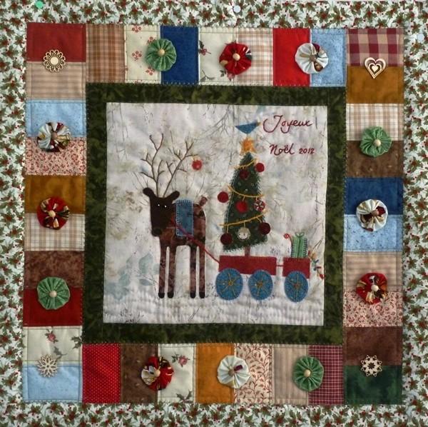 Un petit patchwork pour Noël Patch_10