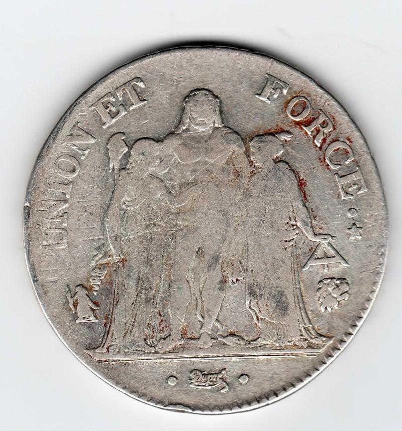 5 Francs Union et Force An 7 L sur A Uf_an_10