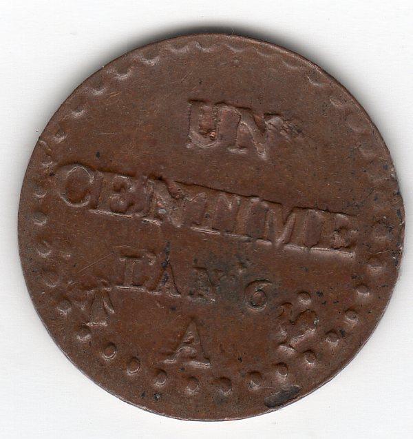 un centime Dupré  Un_cen10