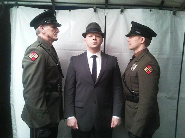 Barry Nerling Actor de reparto de Fringe A99oao10