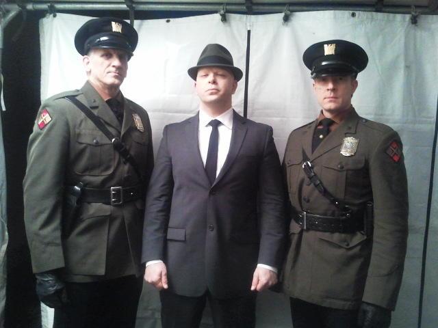 Barry Nerling Actor de reparto de Fringe A99oku10