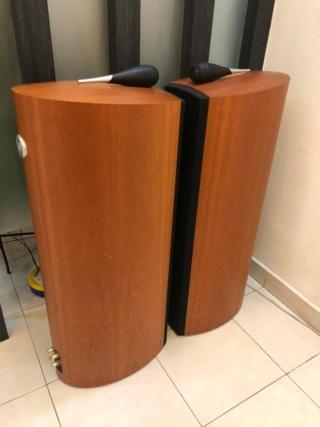 Bowers and Wilkins 803 Nautilus Floorstand Speaker (Used) 803_si10