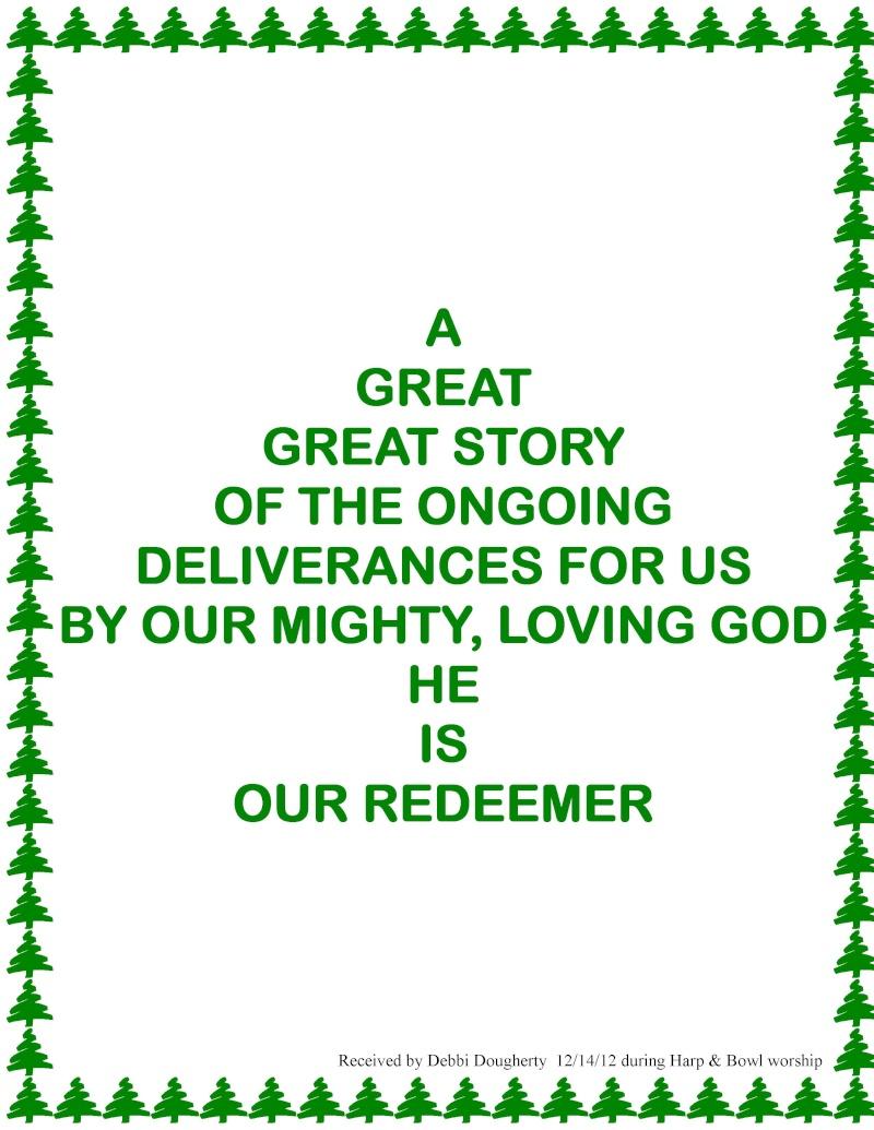 Christmas Blessings Christ11