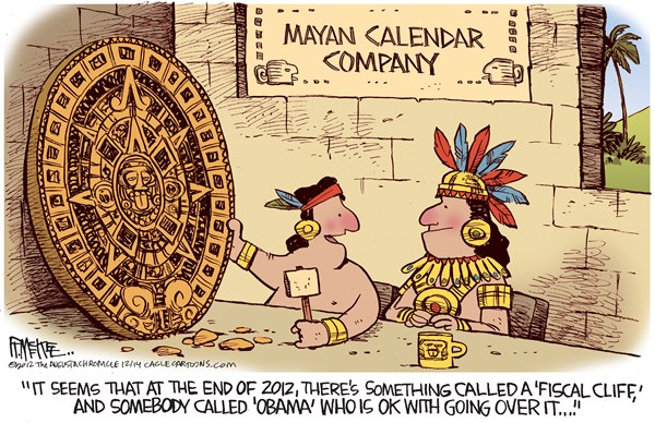 True Story of Mayan Calendar Fiscal10