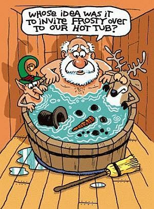 Funnies for the season Funny-23