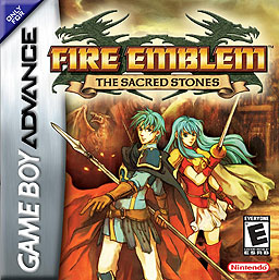 Shining Force Resurrection of the Dark Dragon (Test GBA) Fire_e10