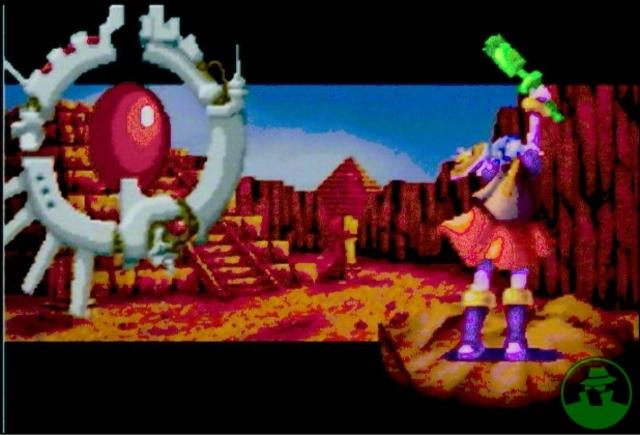 Shining Force Resurrection of the Dark Dragon (Test GBA) Shinin14