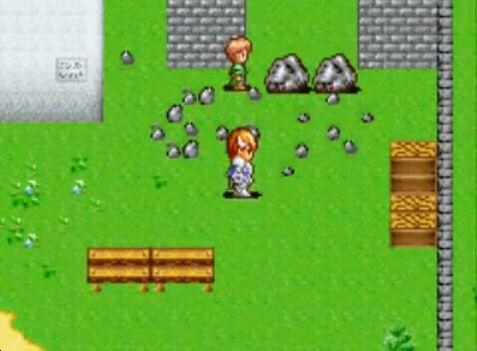 Shining Force Resurrection of the Dark Dragon (Test GBA) Shinin17